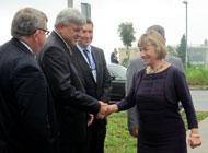 Vesna Pusić i Zlatko Komadina