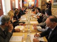 Susret župana s gradonačelnikom Grada Krka i načelnicima krčkih općina