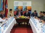 Sastanak župana s čelnicima lokalnih samouprava s područja Riječkog prstena