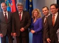 Primanje slovačkog veleposlanika