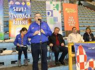 Svečano otvoreno 11. Zborovanje saveza izviđača Hrvatske
