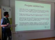 U prostorijama Primorsko-goranske održan je Treći ADRIATinn INFO dan u organizaciji Primorsko-goranske županije kao jednog od hrvatskih partnera na projektu.