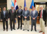 Veleposlanik Republike Austrije u Hrvatskoj, Nj.E. g. dr.sc. Andreas Wiedenhoff posjetio je Primorsko-goransku županiju i Grad Rijeku.
