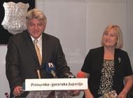 Zlatko Komadina i Nada Milošević