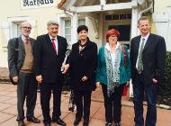 Delegacija Primorsko-goranske županije Gradu i Okrugu Karlsruhe u njemačkoj pokrajni Baden-Württemberg