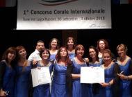 Ženska klapa Kastav osvojila dvostruko zlato na Međunarodnom zborskom festivalu i natjecanju Torre del Lago Puccini 2015