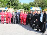 Prezentacija novih vozila Zavoda za hitnu medicinu PGŽ