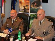 Konferencija za novinare povodom obilježavanja 25. obljetnice ustrojavanja ratnih postrojbi