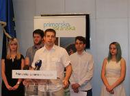 Konferencija za novinare na temu aktivnosti lokalnih savjeta mladih u općinama i gradovima PGŽ