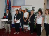 Posjet ministrice rada i mirovinskoga sustava Nade Šikić Primorsko-goranskoj županiji