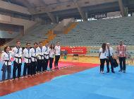 Europske sveučilišne igre - prvi dan natjecanja na taekwondo disciplina
