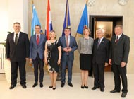Delegacija Bjelorusije u Rijeci