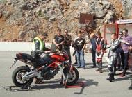 Motociklom u život