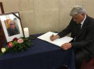 Održan komemorativni skup za preminulog umjetnika Voju Radoičića