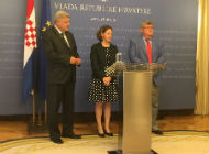 Sastanak u Vladi RH: Rijeka - Europska prijestolnica kulture