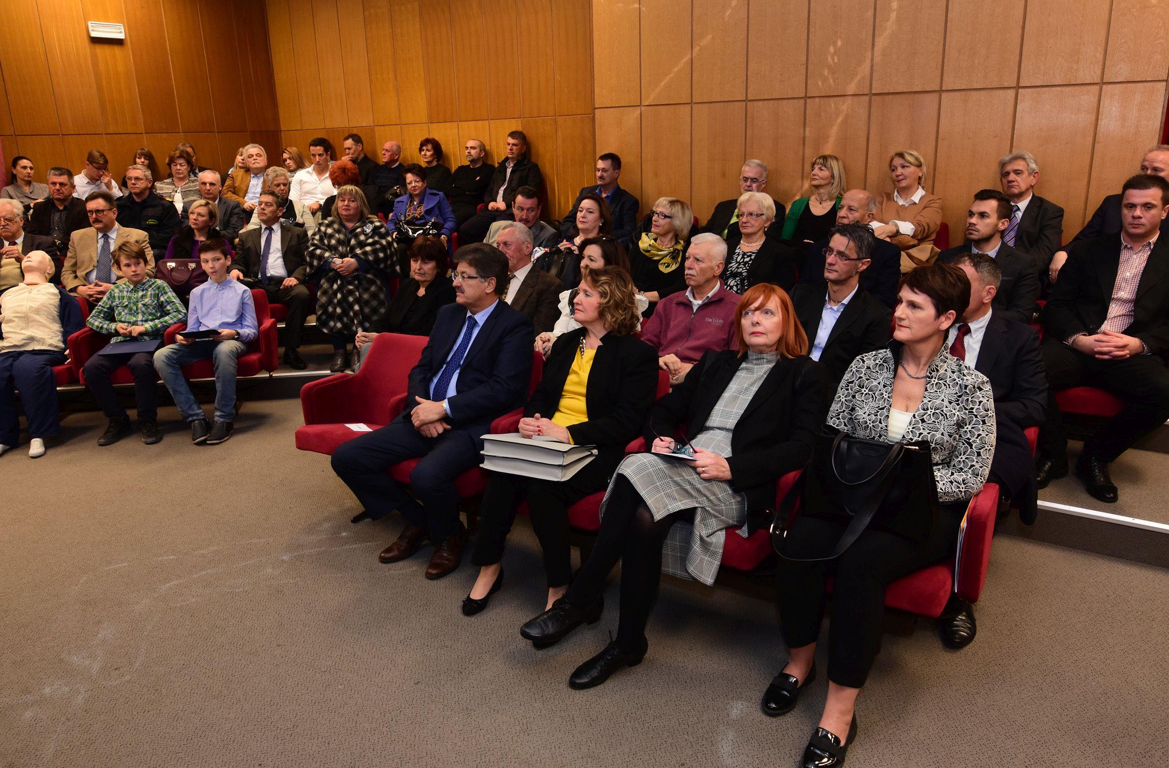 Održana svečanost u povodu Dana Zavoda za hitnu medicinu PGŽ