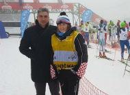 Na Vrbovskoj poljani održano FIS natjecanje u skijaškom trčanju