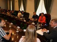 """Škole partneri na projektu Let's build Europe together"""" posjetile Primorsko-goransku županiju"""