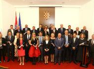 Svečanost obilježavanja 15. godišnjice od osnutka Hrvatske zajednice županija