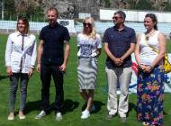 Zamjenik Boras Mandić na otvorenju natjecanja Erste Plava liga