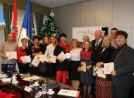 Županijski Crveni križ dodijelio jubilarna priznanja