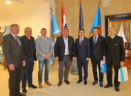 Nastupni posjet veleposlanika Republike Kazahstan u RH