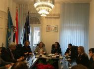 Župan Komadina primio pravobraniteljicu za djecu Helencu Pirnat Dragičević