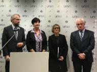 Potpisivanja sporazuma između Sveučilišta u Rijeci i Doma zdravlja PGŽ