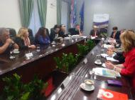 Održan sastanak s predstavnicima Udruge Ovršni