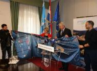 Župan Komadina: Županiji uručena zastava Porina
