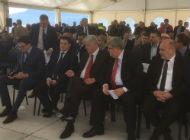 Župan Komadina  u obilasku novoizgrađenog kontejnerskog terminala u riječkoj luci