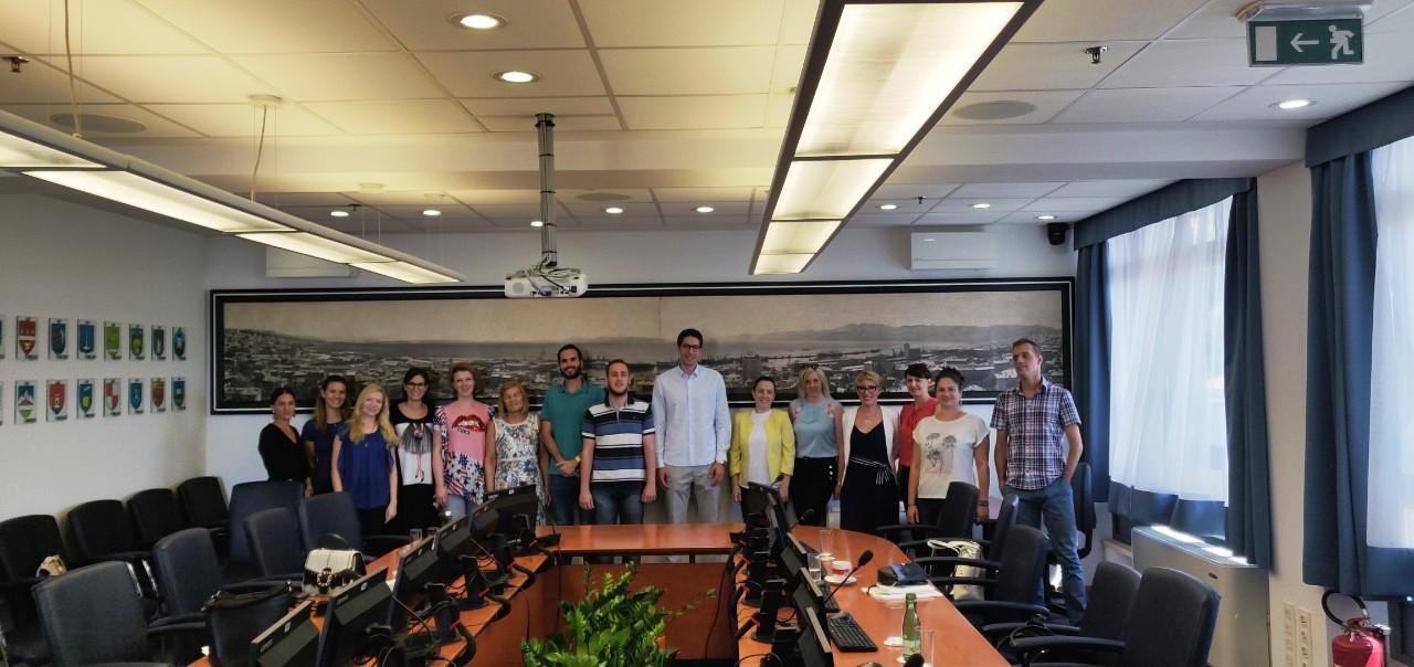 Savjet mladih PGŽ aktivno uključen u proces formiranja savjeta mladih na razini cijele Županije