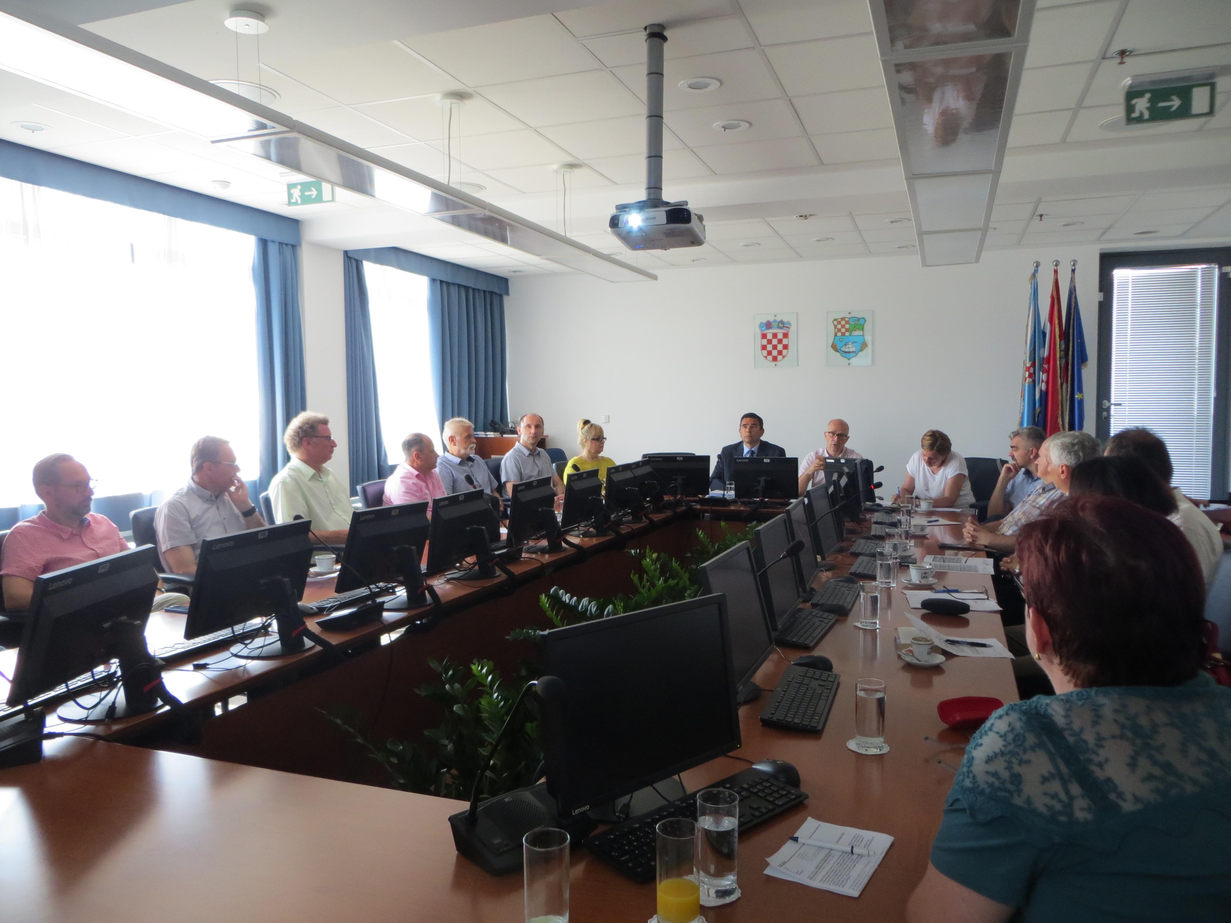 Održana 9. sjednica Partnerskog vijeća Primorsko-goranske županije