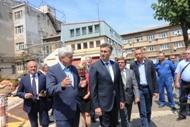 Predsjednik Vlade Andrej Plenković s ministrima u  3. Maju