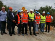 Započeli radovi rekonstrukcije županijske ceste Mladenići-Ronjgi