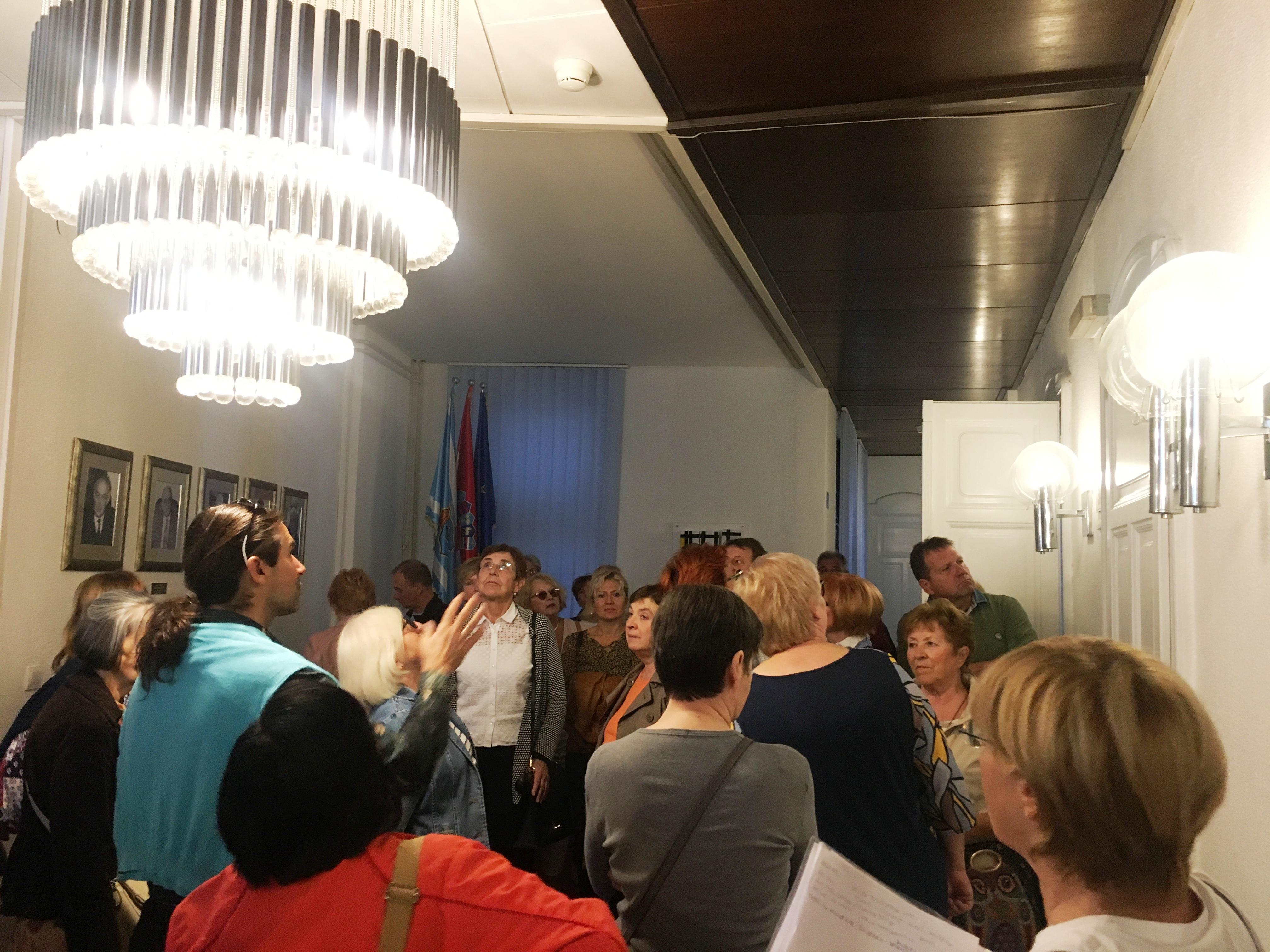 Grupa građana posjetila sjedište Primorsko-goranske županije