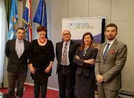Predstavnici Ministarstva vanjskih poslova Talijanske Republike u posjetu Primorsko-goranskoj županiji