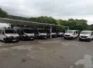 Dom zdravlja Primorsko-goranske županije nabavio 7 novih vozila za sanitetski prijevoz