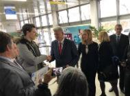 Potpisan novi Kolektivni ugovor i dočekan 200.000 putnik u Zračnoj luci Rijeka