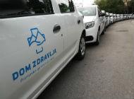 Dom zdravlja Primorsko-goranske županije u protekle dvije godine obnovio vozni park s 36 novih vozila