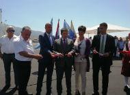 Na Rabu svečano otvorena dograđena trajektna luka Mišnjak