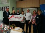 Uručena donacija Klinici za pedijatriju KBC Rijeka