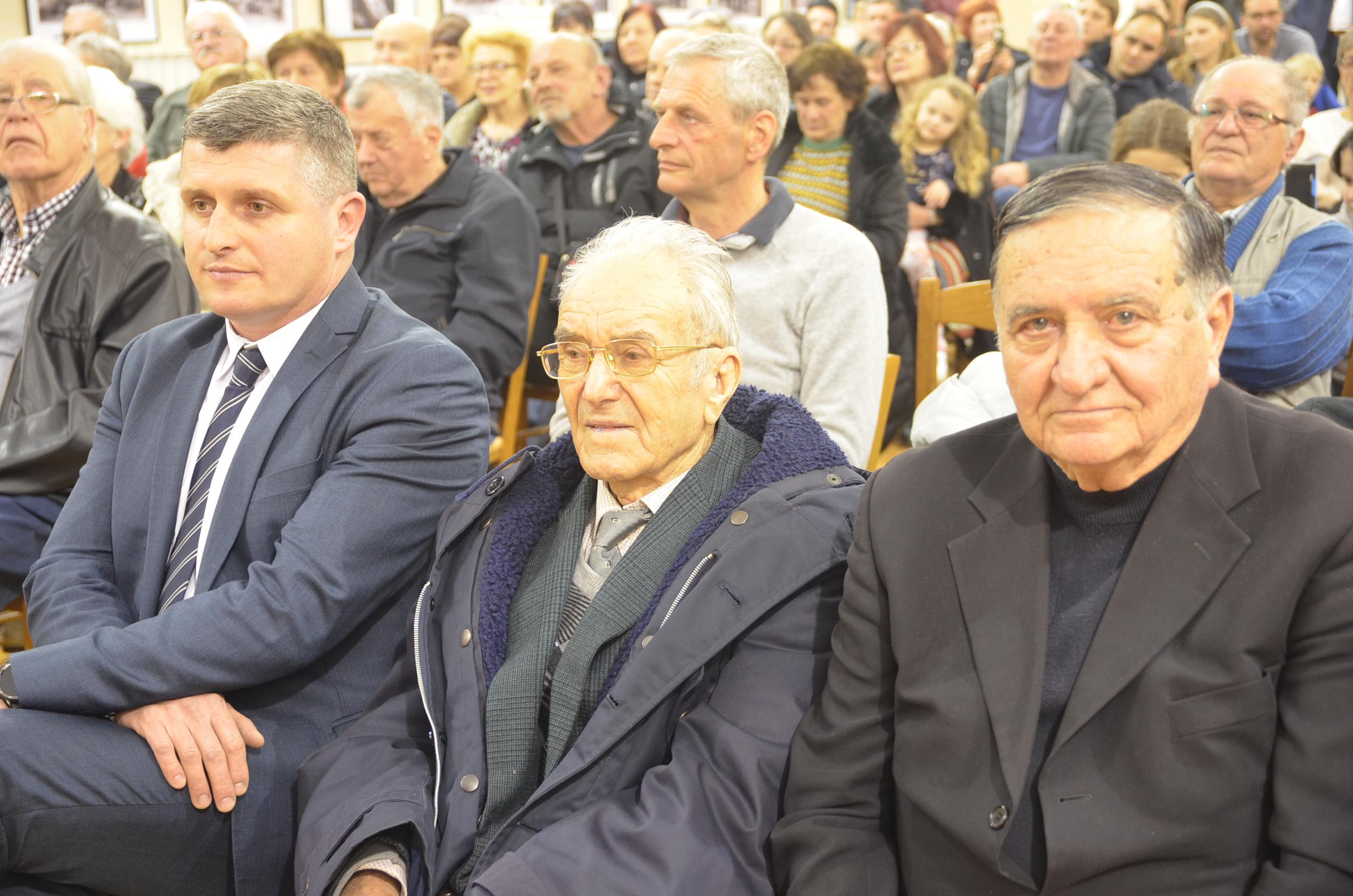 Svečanom akademijom obilježena 76.obljetnica tragičnog marša na Matić poljani